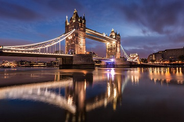 PASSEIO AO TOWER BRIDGE - LONDRES