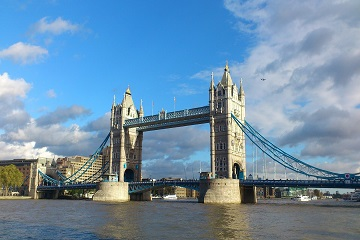 PASSEIO ST. PAUL A TOWER BRIDGE - LONDRES
